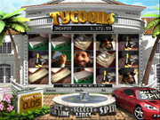 Tycoons 3d slot
