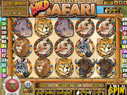 Play Wild Safari Free Slot