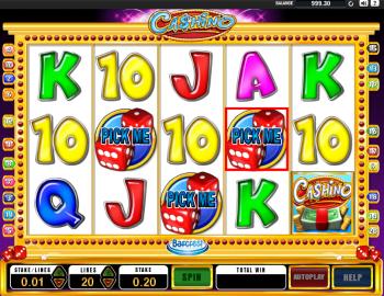 Cashino Slot – Pick Me Bonus