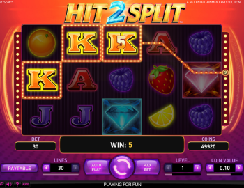 Hit2Split Slot – Win