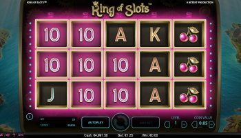 King of Slots – Respin Feature