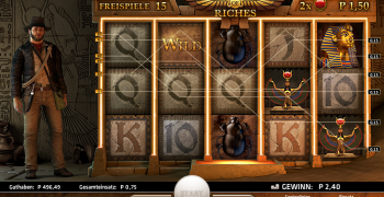 River of Riches Free Spins