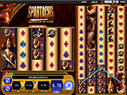 Spartacus Online Slot
