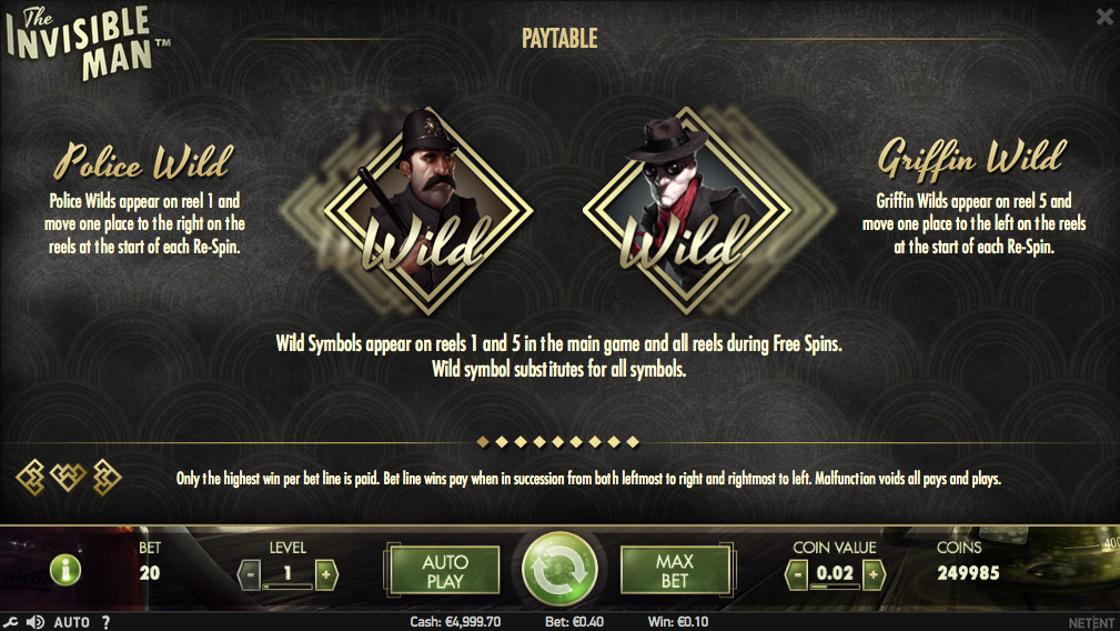 Walking Wilds Feature –Walking Wilds Online Slots