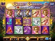 Play Golden Goddess Slot