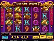 Play Golden Legend Slot Online