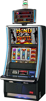 Hand of the Devil Slot Machine Online