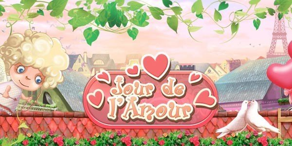 Jour de L'Amour Slot
