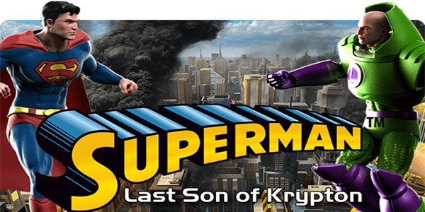 Spiele Superman Last Son Of Krypton - Video Slots Online