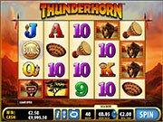 Play Thunderhorn Slot Free