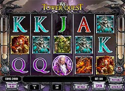 Play Tower Quest Slot