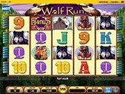 Play Wolf Run Slot Online