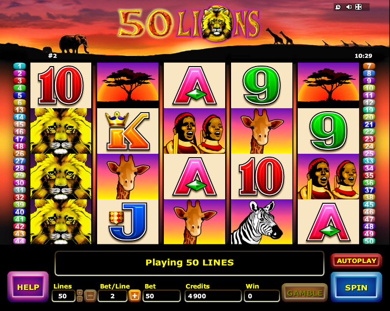 101 Lions Slot Machine - Play the Online Slot for Free
