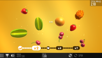 Fruit Warp Slot – Banana Mode