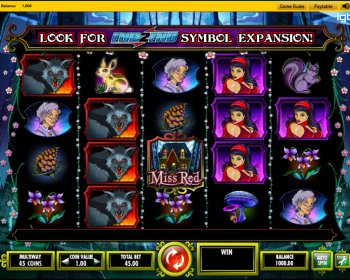 Miss Red Slot – Gameplay