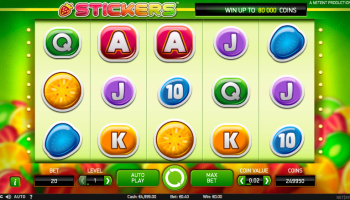 Stickers Slot – Gameplay