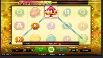 Stickers Slot – Sticky Spin