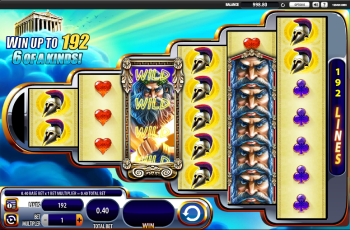 Zeus 3 Slot – Gameplay