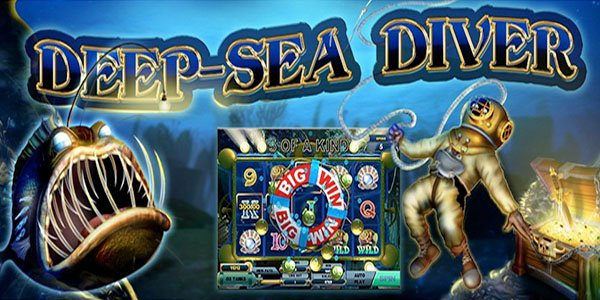 Deep Sea Diver Slot