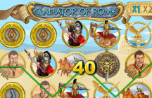 Gladiator of Rome Slot