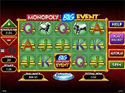 Monopoly: Big Event Slot