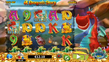 A Dragon's Story – Gameplay