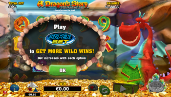 A Dragon's Story – Super Bet