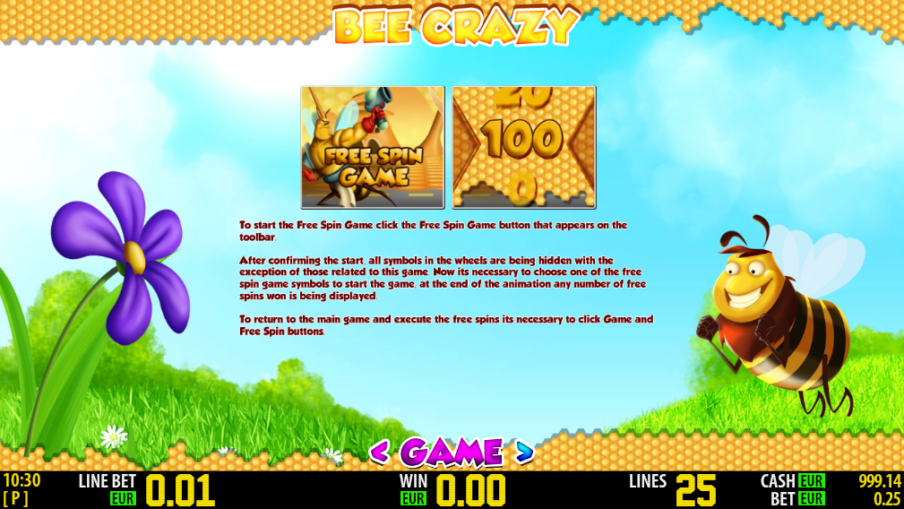 Bee Crazy HD Enjoy Playing Slot Game Bee Crazy HD by World Match™ on ! The Best World Match Canadian Online Casinos List to Play Bee Crazy HD for Real Money.