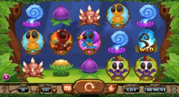 Chibeasties Slot – Gameplay
