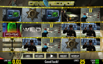 Crime Records – Gameplay