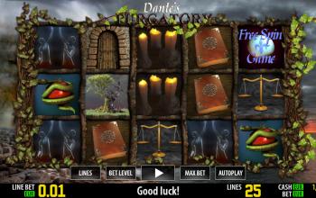 Dantes Purgatory Gameplay
