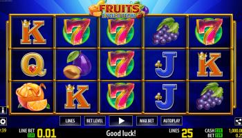 Fruits Evolution – Gameplay