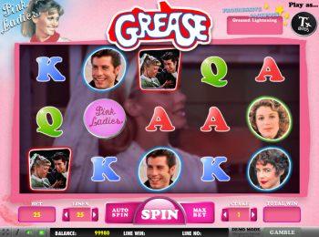 Grease – Pink Ladies Skin