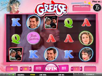 Grease – Pink Ladies Skin
