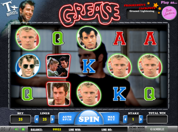 Grease – T-Birds Skin