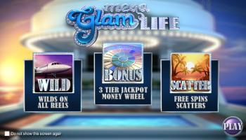 Mega Glam Life – Features