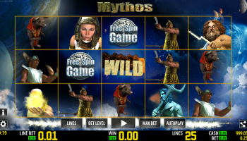 Mythos – Gameplay