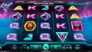 Neon Staxx – Gameplay