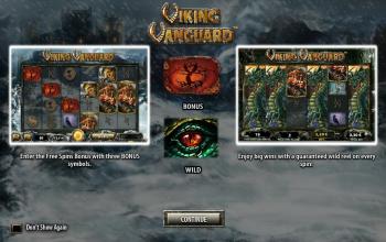 Viking Vanguard Features
