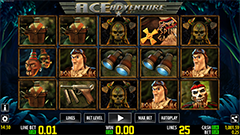 Ace Adventure Slot