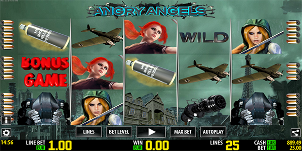 Slots Angels - Play our Free Biker Themed Slot