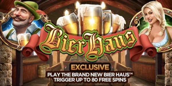 bier haus slot machine
