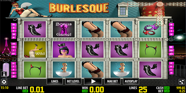 Burlesque Slot - Review & Play this Online Casino Game