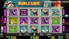 Burlesque Slot