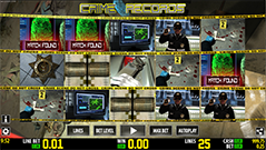 Crime Records Slot
