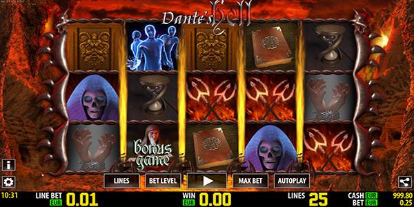 Dante's Hell Slot