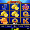 Fruits Evolution Slot