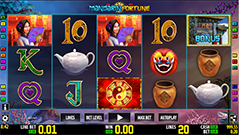 Mandarin Fortune Slot