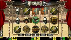 Maximum Slot