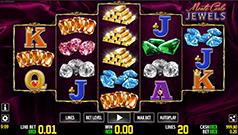 Monte Carlo Jewels Slot